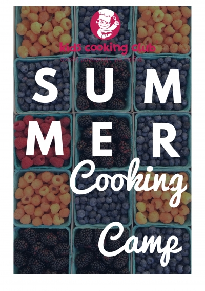 Summer Cooking Camp 2019